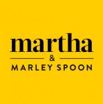 Martha Stewart and Marley Spoon